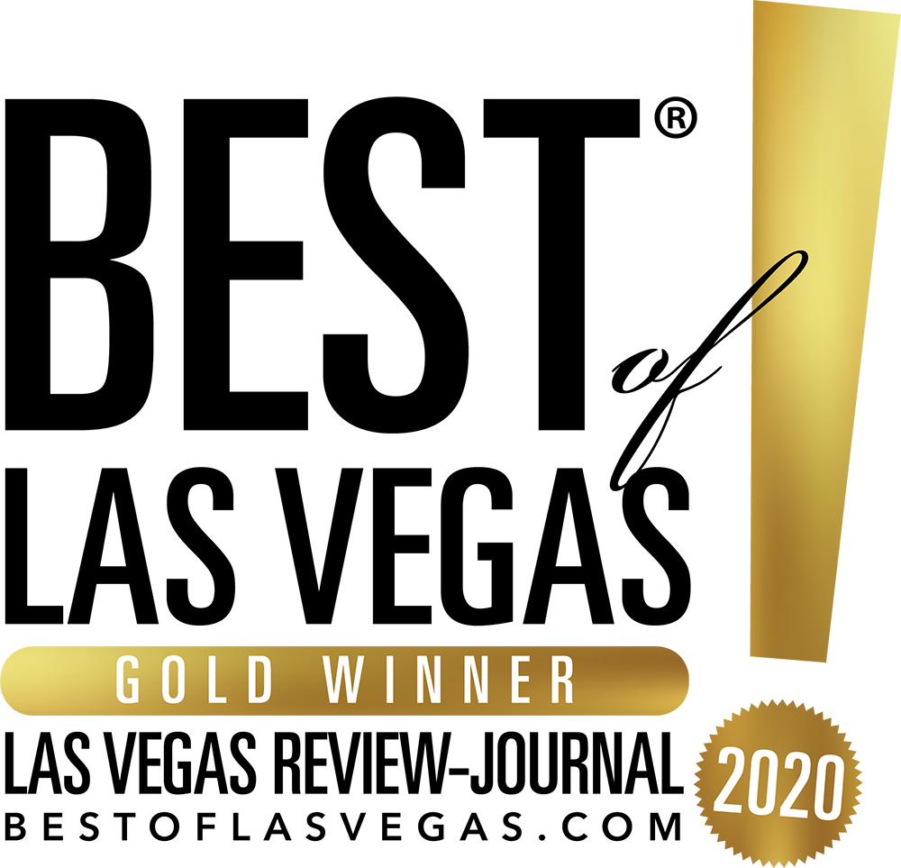 Winner of Best Of Las Vegas 2020